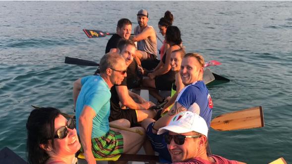 Der Drachenboot Club Meilen sucht Dich