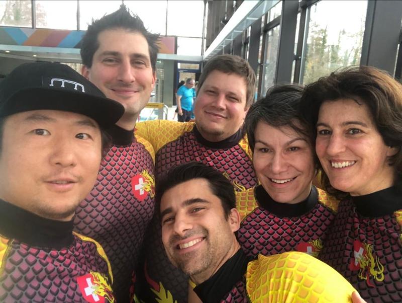 Indoor Cup Stuttgart: Dritter Rang für das DBCM-Team!