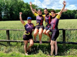 Outrigger Frauen-Team