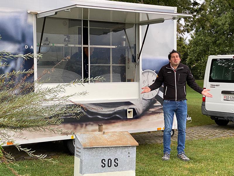 Schweizer Drachenboot Meisterschaft – vom Winde verweht